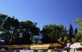 Camping Domaine de La Coronne - Mh Confort 2ch 4pers + Terrasse Couverte