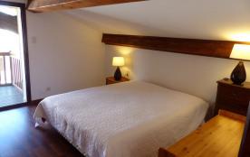 La chambre N°4 au 1er étage (12m²)