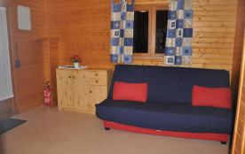 chalet le capitaine (5 pers. max)