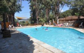 Camping Olva 3* - Chalet 5 personnes - 2 chambres (entre 11 et 15 ans)