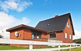 Maison pour 4 personnes à Ringkøbing