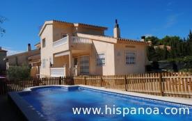 Location à Ametlla de Mar de cette villa