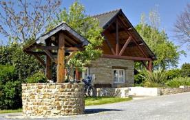 Camping La Ferme de Lann Hoedic, 108 emplacements, 14 locatifs