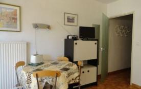 Appartement studio de 20 m² environ pour 2 personnes, située à 850 m de la plage, la résidence 'S...