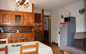 Le Grand Bornand 74 - Secteur Centre- Résidence Le Sherpa. Appartement 2 pièces cabine de 35 m² e...
