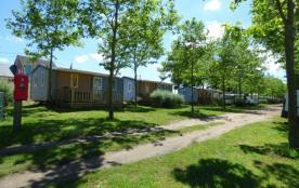 Camping de Nevers - Mobil-home Super Mercure Access
