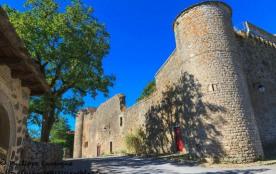 Le fort de Saint Jean d'Alcas
