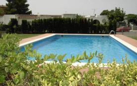 Sant Josep - Appartement à Santa Margarita qui possède 1 chambre et capacité pour 4 personnes