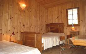 chambre 2 lits : 140 et 90