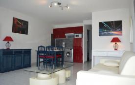 Appartement 2 Pièces -50 m² environ- jusqu'à 4 personnes.