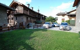 Maison pour 2 personnes à Fenis