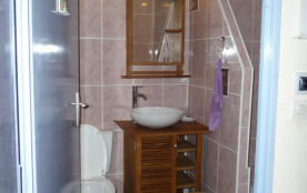 Salle d'eau - Toilettes au RDC
