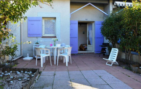 Maison 2 pièces avec mezzanine - 40 m² environ - jusqu'à 4 personnes.