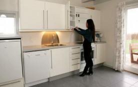 Appartement pour 3 personnes à Hadsund
