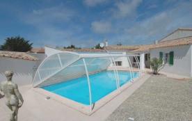 Villa avec piscine 5 personnes
