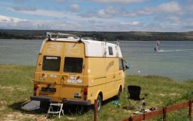 Camping Naturiste Le Clapotis, 97 emplacements, 47 locatifs