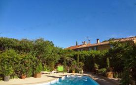 mas avec piscine à Roussillon/Gargas ,luberon Vaucluse, Provence-Alpes-Côte d'Azur, France