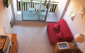 Appartement dans résidence avec Piscine 3 personnes proche Océan.