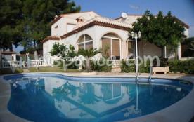 Location de vacances avec piscine privée