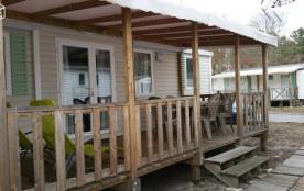 Location mobil-home 6 personnes dans un camping calme et familial