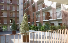 API-1-10-472 - Lagrange MONTPELLIER APART'HOTEL MONTP. MILLENAIRE ***