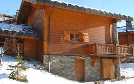 Chalet Les Marmottes (Crintallia) - Chalet Individuel 16 pers.