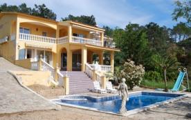 Villa 6/8 pers avec piscine privée