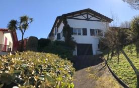 FR-1-0-365 - Maison Milaska - la calme à 15min de la plage d' Erromardie