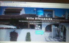 "Villa ""Bienvenida"" Location a la quinzaine uniquement"