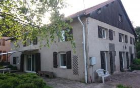 La Maison De Solène côté cour