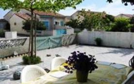 Résidence L'Ecume d'Argent, pavillon 3 pièces mezzanine de 53 m² environ pour 4 personnes située ...