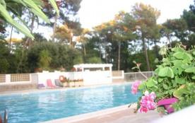 LA PALMYRE - MAISON résidence LE BOIS D\'ELEIS - PISCINE COLLECTIVE - proximité PLAGE et FORET -