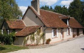 Gîtes de France - Maison de caractère régional, restaurée, comprenant 2 gites indépendants.