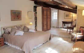 grande chambre de 33 m2 - lit 2x90