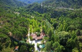 Camping Río Mundo, 85 emplacements, 9 locatifs