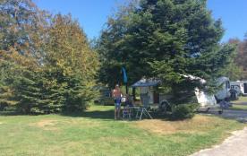 Camping Porte des Vosges, 95 emplacements, 7 locatifs