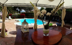 "Villa ""Casa di babbô"" spacieuse avec piscine chauffée"