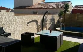 Charmante villa à 5 mins de la mer avec piscine/ Lovely villa with pool