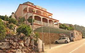 Appartement pour 1 personnes à Korčula/Prižba