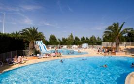 A 4 km des plages méditerranéenne, entre Montpellier et Sète...
