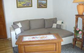 le canapé d'angle dans le salon