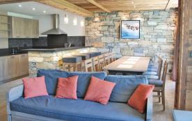 Appartement niveau piscine standing 4/6 personnes – 66.5 m²