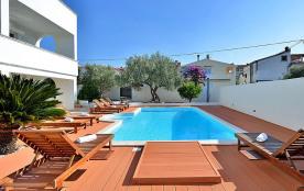 Maison pour 8 personnes à Zadar