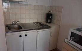 Appartement pour 1 personnes à Cap d'Agde