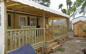Mobile Home à RIVEDOUX PLAGE