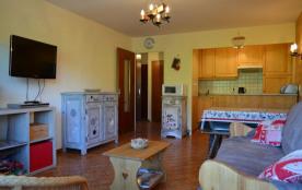 Résidence Roches Fleuries 2 - Appartement 2 pièces - 45 m² environ - jusqu'à 6 personnes.