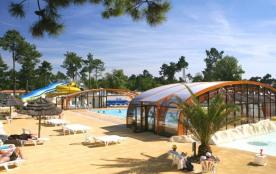 Mobile-Home spacieux avec piscine et Poney-Club, près des plages à Ronce les Bains/La Tremblade en Charentes-Maritimes