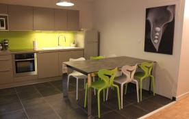 Appartement design Lyon Part-Dieu Les Halles