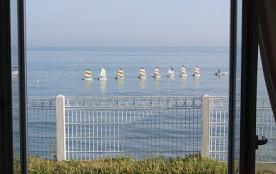 côte normande F2 front de mer accès direct plage - Langrune sur Mer