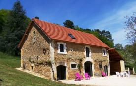 Vos vacances en Périgord dans une grande maison de campagne à 5 mn de Sarlat